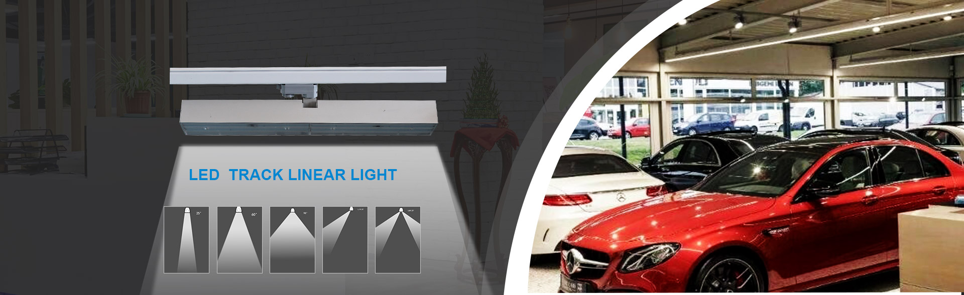 led track linear light