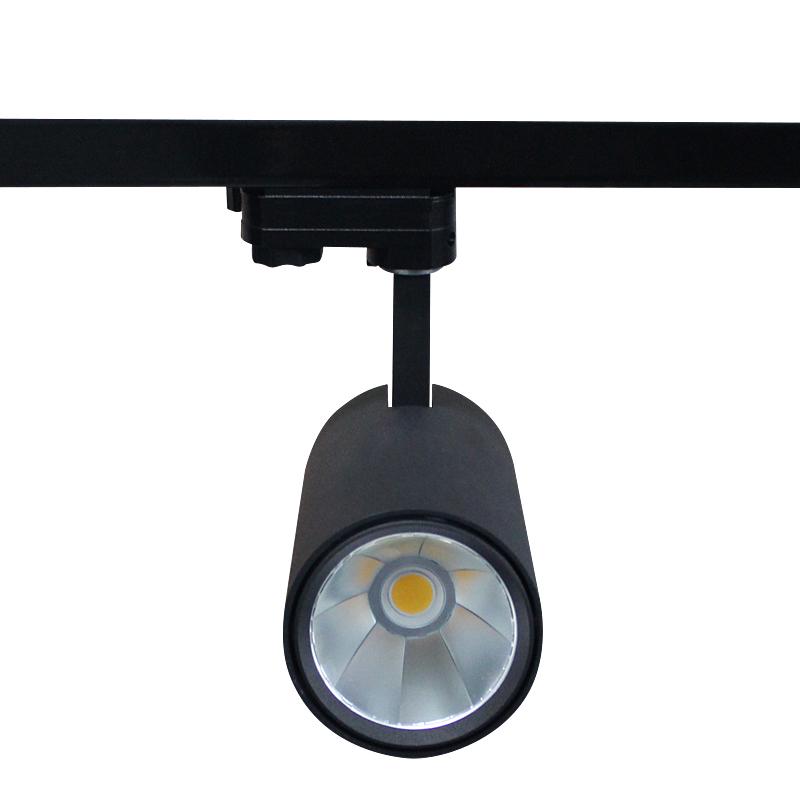 30w focus adjustable track lighting led