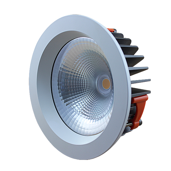 Ip44 White CRI80/90/97 30w LED COB Donwlight