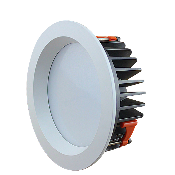 TUV/SAA/CE/CB/ENEC/ROHS Spproval THD<15 IP44 220-240V 50w Downlight