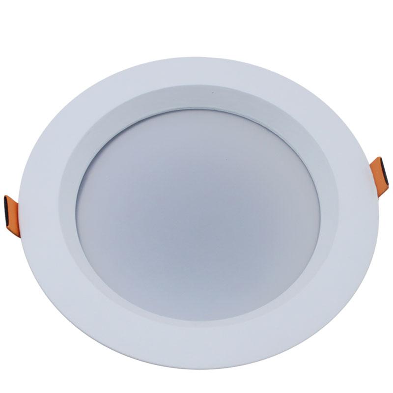 CRI80/90Ra Ip44 3000k Flicker Free Anti Glare SMD5630 Downlight