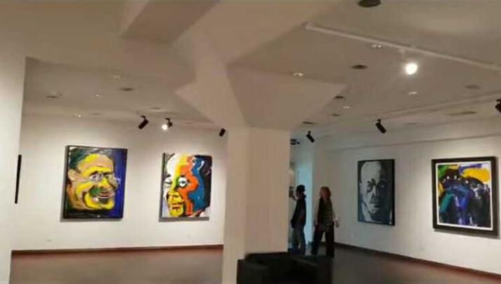 Art Gallery in Germany 2018