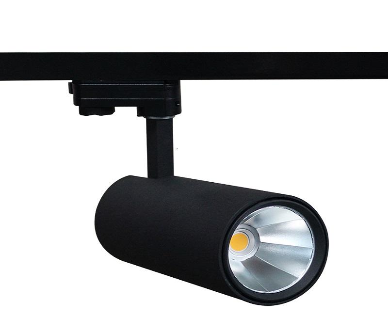 132lm/w 35w 4620lm 20/30/60degree options  led track light