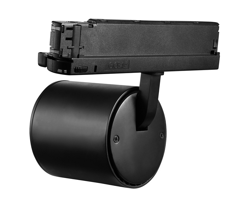 30W 90Ra 3300lm led integrated driver  tracklight