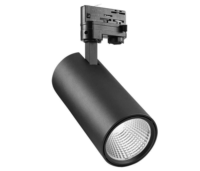 2.4G wireless remote 30W COB track lighting