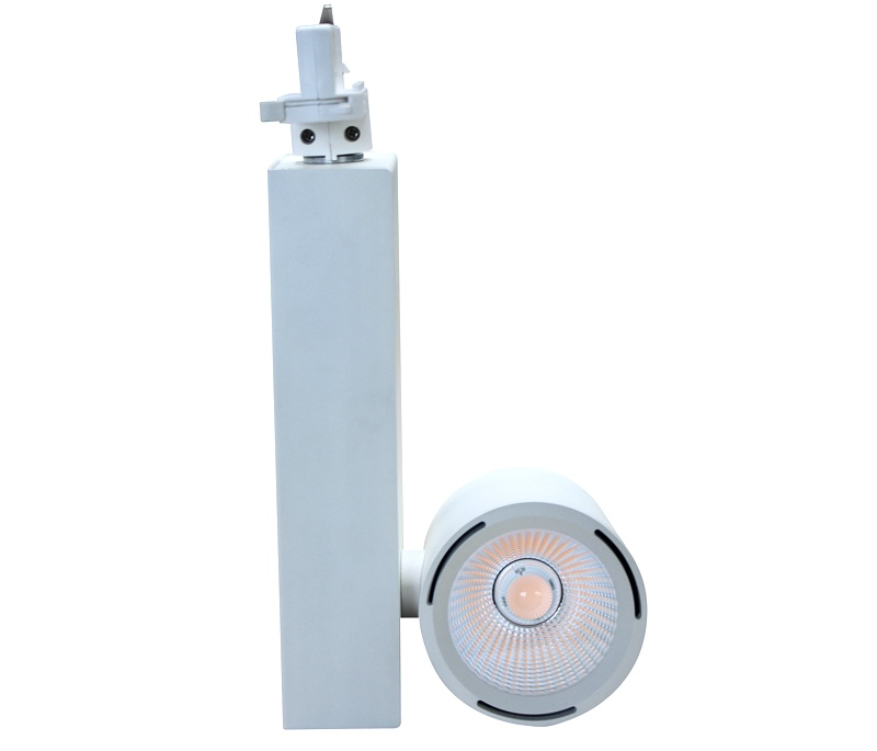 DMX512 RGBW/RGB 30w 35w LED Track Light