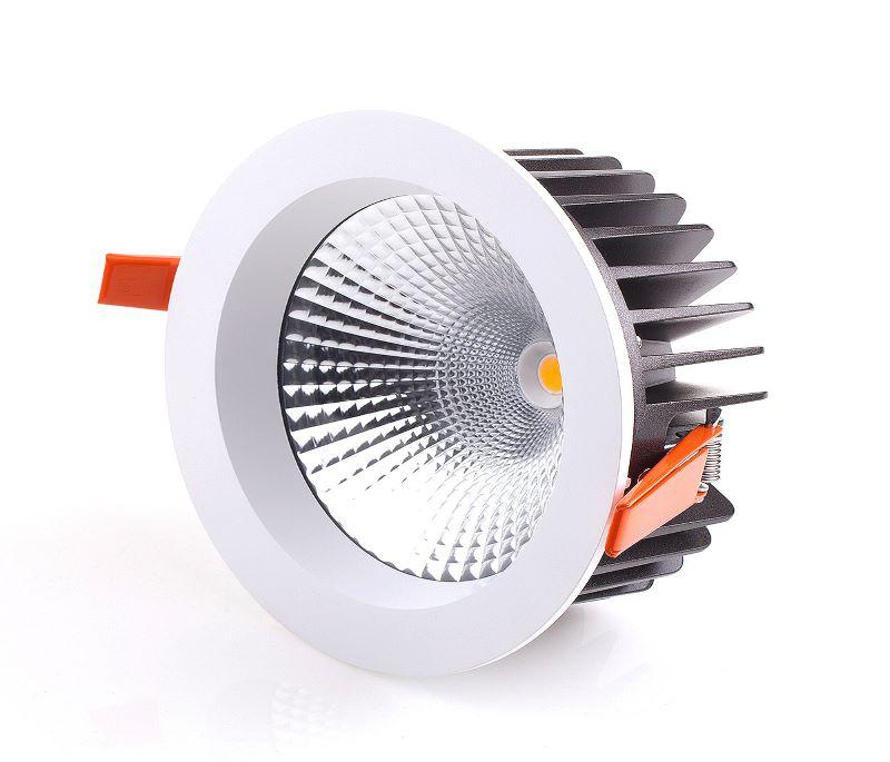 anti glare led cob downlight lamp