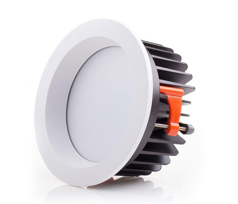 90degree 40w 8 Inch LED Downlight
