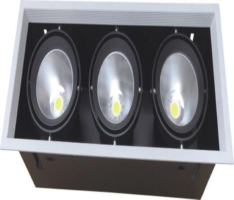 Super design IP44 30w grille downlight