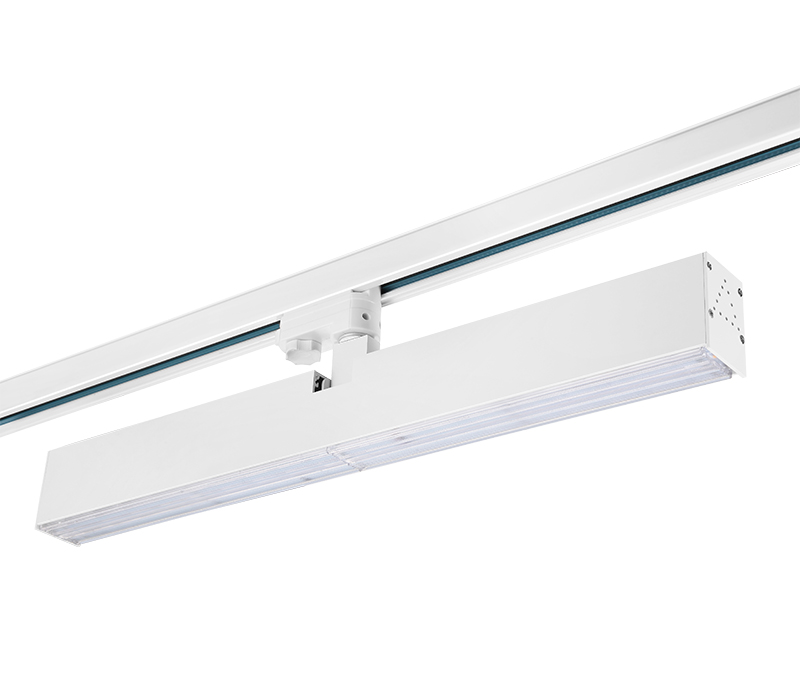 40w clothing store tracking mounted linear light