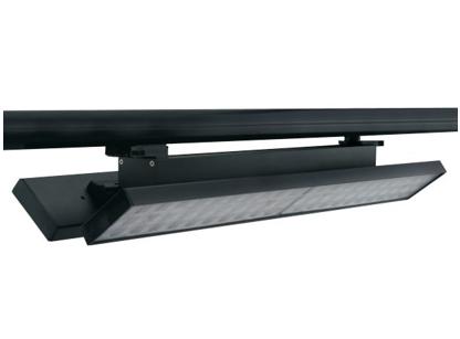 50W Led track panel Light 45° angle adjust panel light for supermarket clothing shops