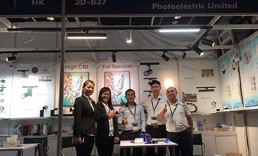Shenzhen Powerstar 2018 Hongkong International Lighting Fair(Autumn)