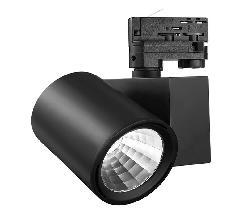 30w high efficency led track spot light